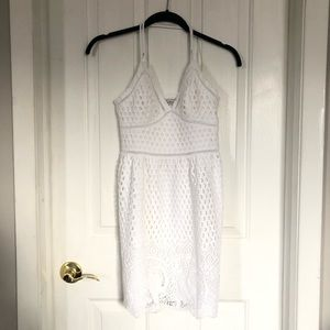A&F White Summer Dress